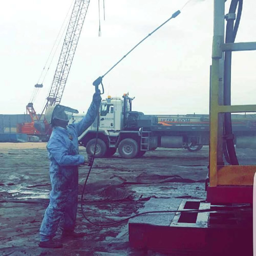 Rig & Tank Cleaning